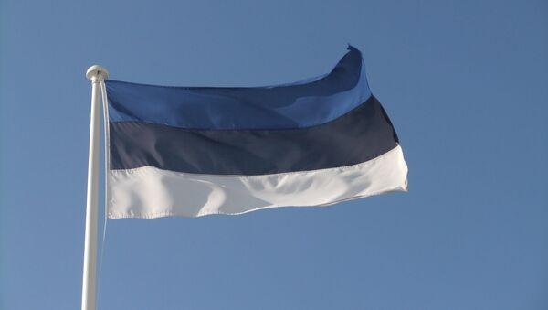 Estonian Flag - Sputnik International