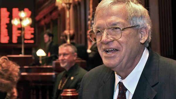 Former House Speaker Dennis Hastert - Sputnik International