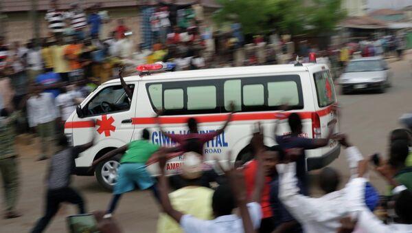 Nigerian ambulance - Sputnik International