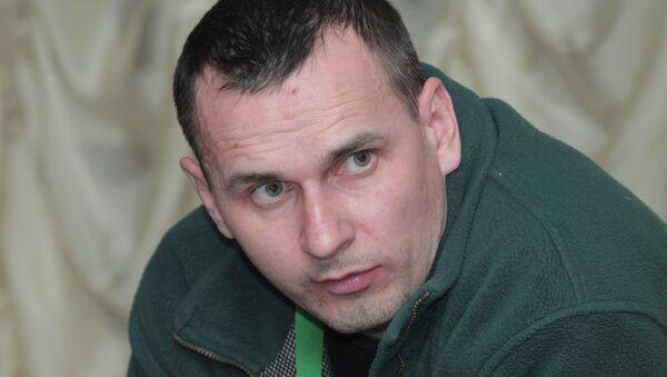 Director Oleg Sentsov - Sputnik International