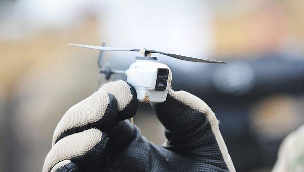Black Hornet Nano Helicopter UAV - Sputnik International