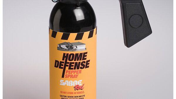 Mace Brand pepper spray - Sputnik International