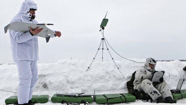Exercise of airborne froces, Ryazan region - Sputnik International