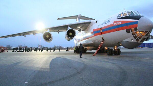 An Il-76td aircraft - Sputnik International