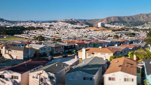 The suburban neighbor to San Francisco - Sputnik International