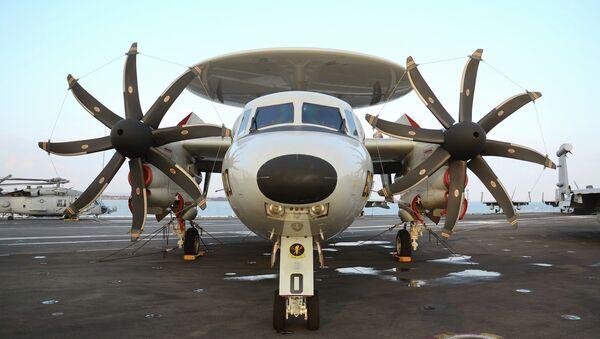 168592 Grumman E-2D Advanced Hawkeye VAW-125 US Navy - Sputnik International