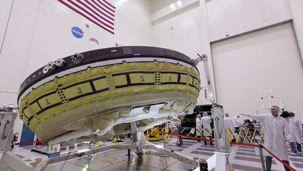 NASA's Low Density Supersonic Decelerator - Sputnik International