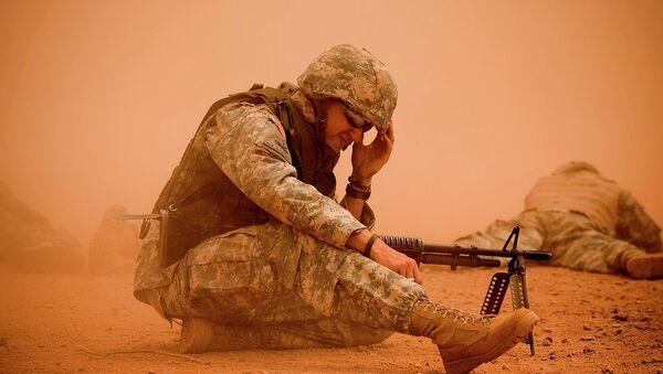 US soldier - Sputnik International
