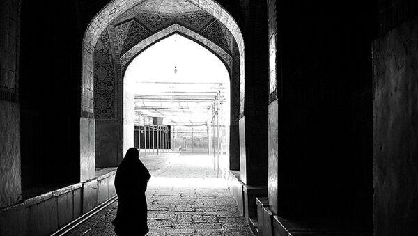A woman in hijab - Sputnik International