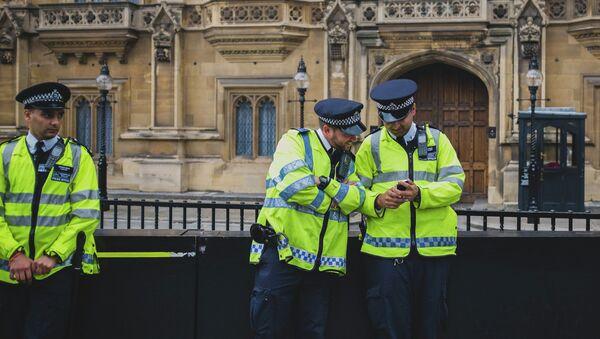 London police officers - Sputnik International