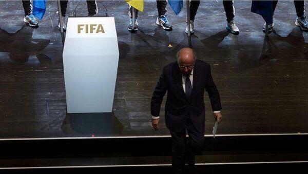 Joseph S. Blatter - Sputnik International