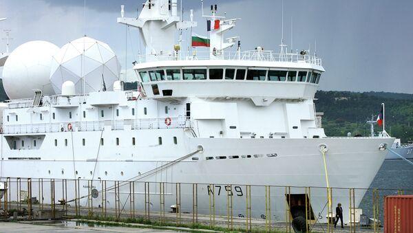 The Dupuy de Lome - Sputnik International