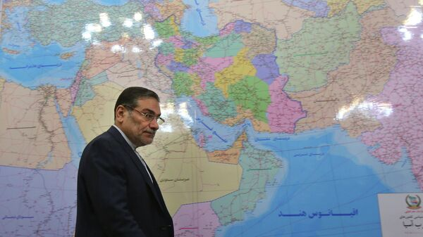 Secretary of Iran's Supreme National Security Council, Ali Shamkhani - Sputnik International