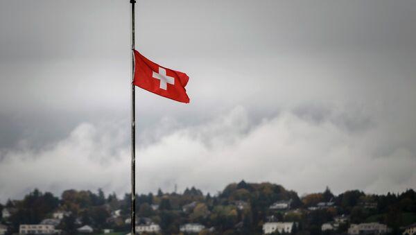 Swiss flag - Sputnik International