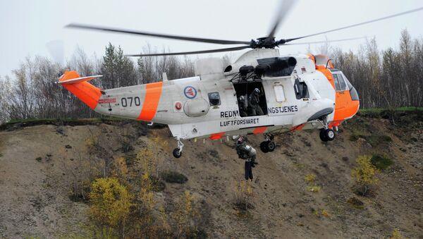 Barents Rescue 2009 International Rescue exercise - Sputnik International