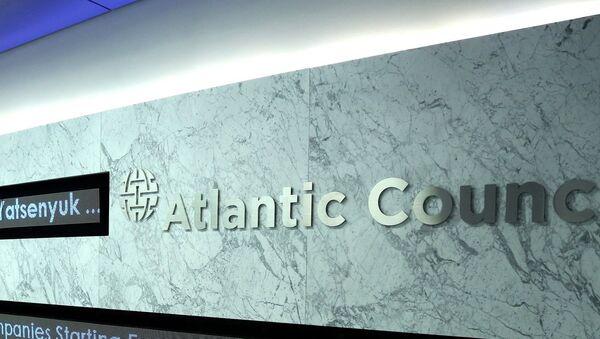 Atlantic Council - Sputnik International