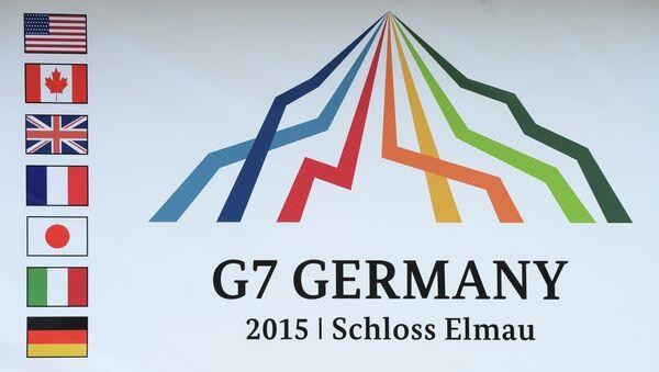 G7 summit - Sputnik International