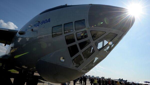 Il-76MD-90A aircraft - Sputnik International