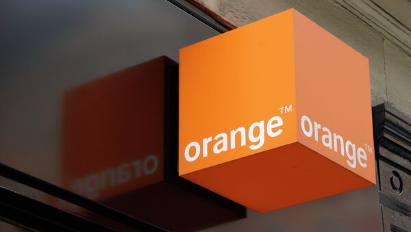 French telecommunications company Orange S.A. - Sputnik International