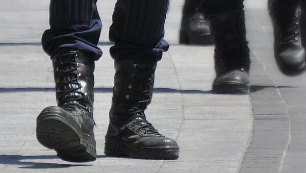 Army boots - Sputnik International