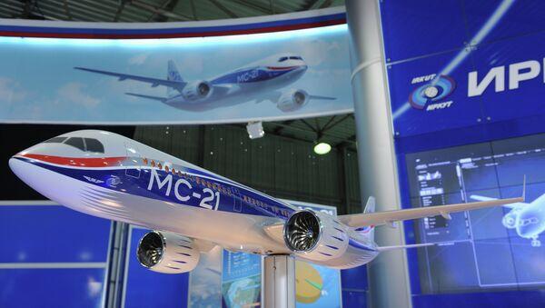 MAKS-2009 international aerospace show - Sputnik International