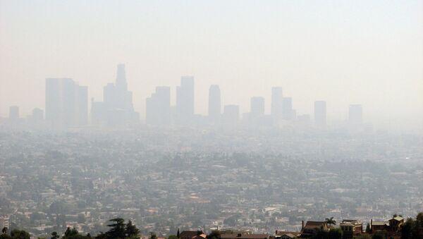 Los Angeles Smog - Sputnik International