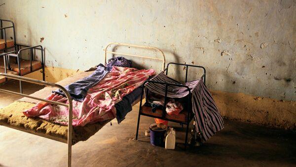 Hospital bed in Mali - Sputnik International