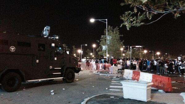 State police just tear gassed crowd outside of Hot 97 Summer Jam - Sputnik International