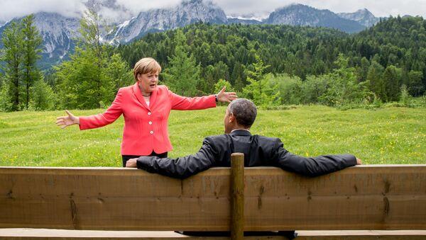 Is Obama a manspreader? - Sputnik International