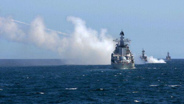 Northern Fleet exercises - Sputnik International