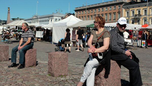 Views of Helsinki, Finland - Sputnik International