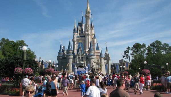 Cinderella's Castle - Walt Disney World - Sputnik International