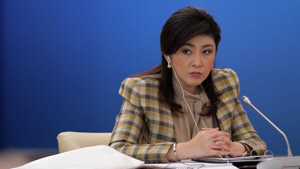 Yingluck Shinawatra. File photo - Sputnik International
