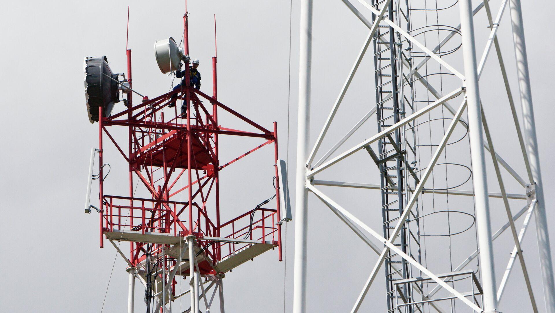 Phone Tower - Sputnik International, 1920, 30.07.2021