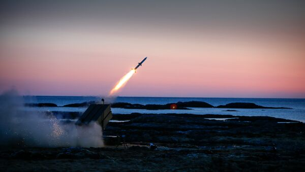 The success rate of NASAMS' extensive tests and tactical live fire programs has been over 90% against a variety of targets and profiles in challenging scenarios - Sputnik International