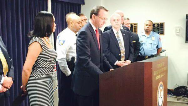 14 Black Guerilla Family Gang Members Indicted in Baltimore City - Sputnik International