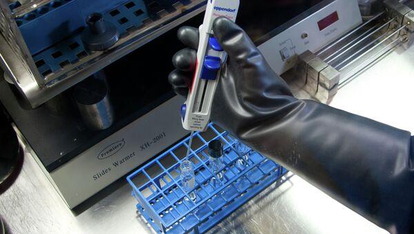 RDECOM's Advanced Chemistry Laboratory - Sputnik International