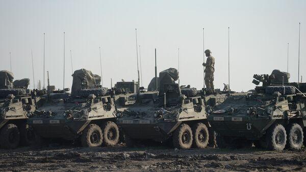 NATO troops - Sputnik International