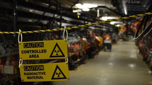 Radioactive Material Sign - Sputnik International