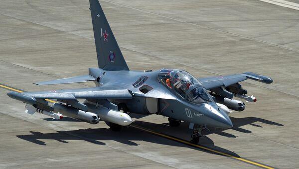 YAK-130 - Sputnik International