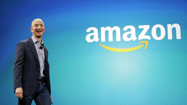 Amazon CEO Jeff Bezos - Sputnik International