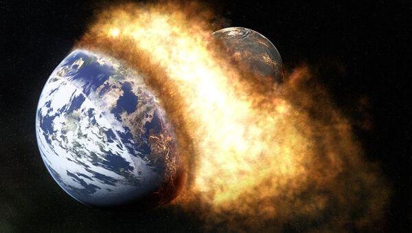 Earth explosion - Sputnik International