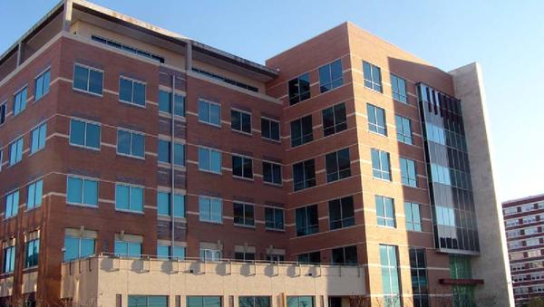 Dallas Police Headquarters - Sputnik International