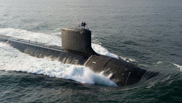 USS North Dakota - Sputnik International