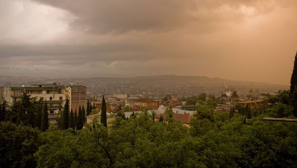 Tbilisi - Sputnik International