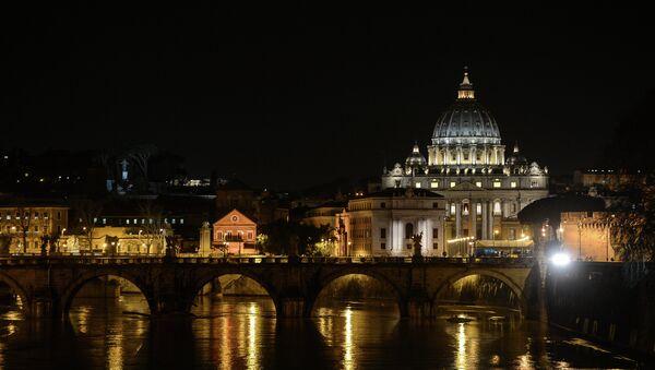 St Peter's Cathedral in Vatican - Sputnik International