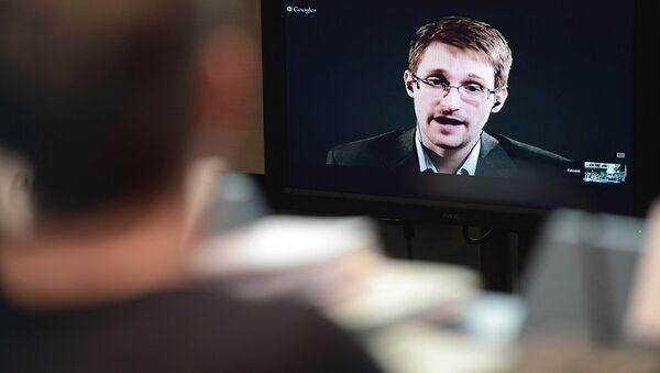 Edward Snowden - Sputnik International