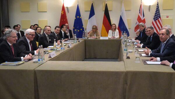 P5+1, Iran hold nuclear talks - Sputnik International