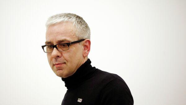 Dmitry Kovtun - Sputnik International