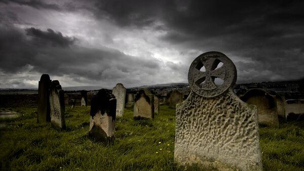 Graveyard - Sputnik International